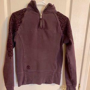 Rare lululemon pullover